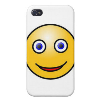 Smiley Face iPhone 4 Cases