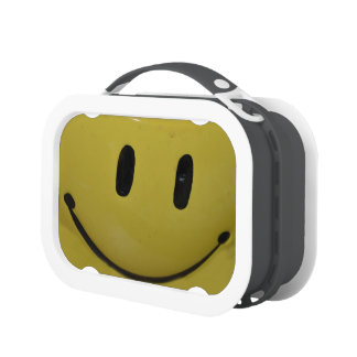 Smiley Face Lunch Box