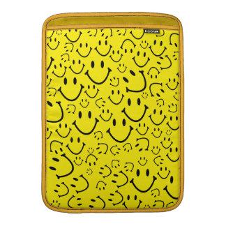 """Smiley face MacBook Air 13"""" Sleeve MacBook Air Sleeves"""