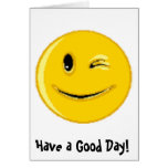 (Smiley Face multiple products) Greeting Cards