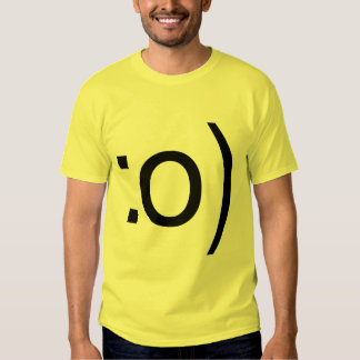 Smiley Face - Nose T Shirt