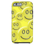 Smiley Face Pattern Design iPhone 6 Case