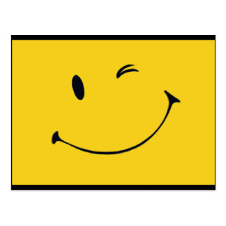 Smiley Face Post Cards