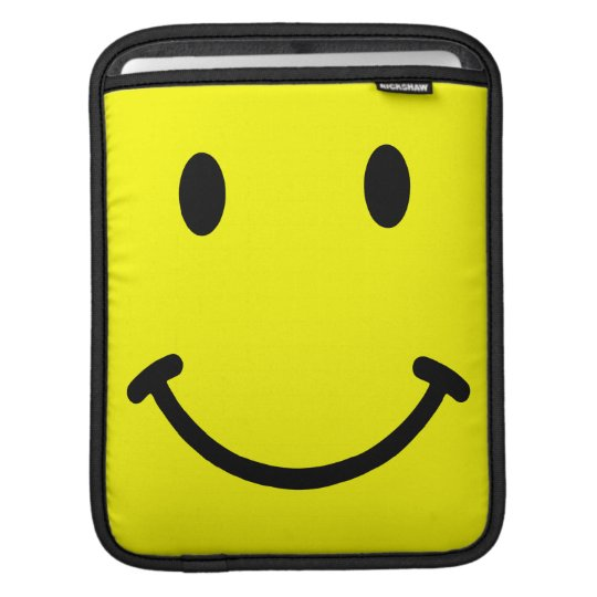 Smiley Face Rickshaw Sleeve