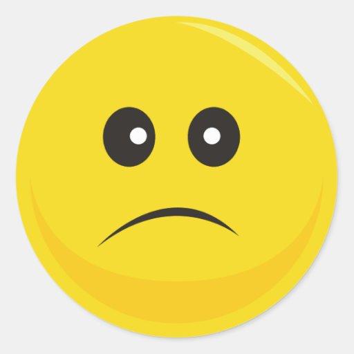 Sad Face Emoticon Cake Ideas and Designs