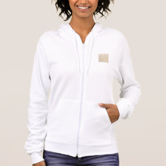 Smiley face sunshine drawing in sand zip front top