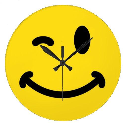 Clocks: zazzle.com/smiley_face_wall_clock-256798888322000344