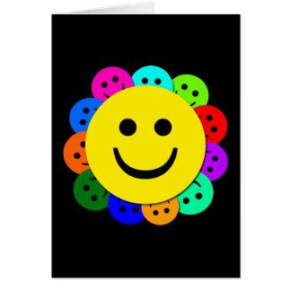 SMILEY FACES CARD