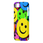 Smiley Faces Collage iPhone 5 Cases