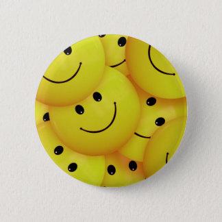 Smiley Faces Everywhere Button