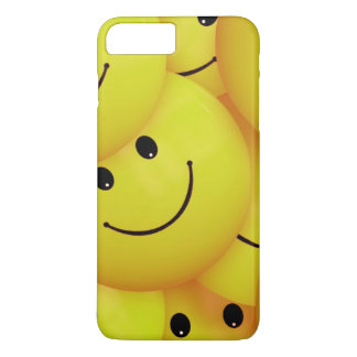 Smiley Faces iPhone 8 Plus/7 Plus Case