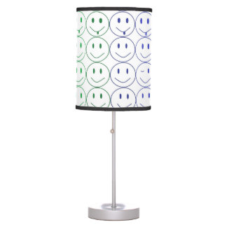 Smiley Faces Lamp