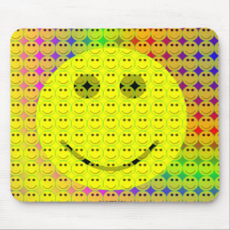 Smiley Faces Mouse Mats