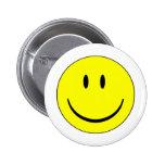 smiley feliz pins