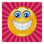 Smiley feliz - SRF Poster