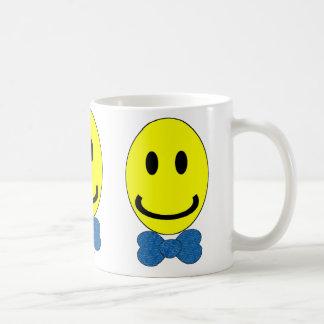 Smiley Formal Coffee Mug