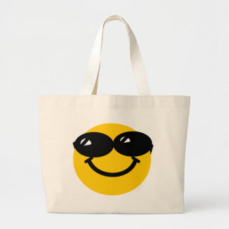 Smiley fresco del tipo bolsas