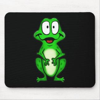 Smiley Frog Mousepad
