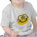 Smiley Geeky Camiseta
