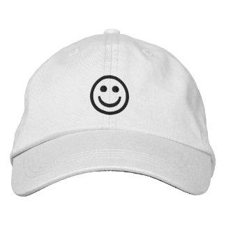 Smiley Gorra De Béisbol