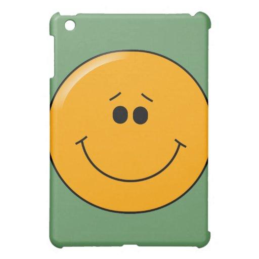 Smiley grande comprensivo anaranjado de la sonrisa