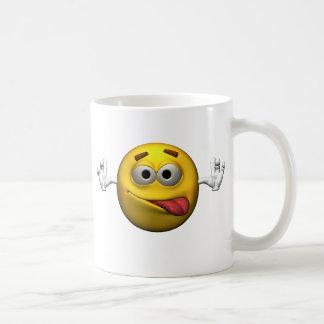 Smiley Guy - Blah! Coffee Mug