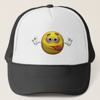 Smiley Guy - Blah! Trucker Hat