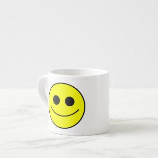 Smiley Happy Face Espresso Cup