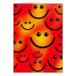 Smiley Happy Smiley Face! Card