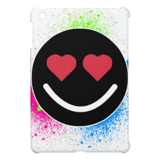 Smiley Heart Case For The iPad Mini