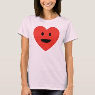 Smiley Heart T-Shirt