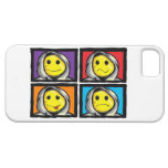 Smiley Hoodies iPhone 5 Covers