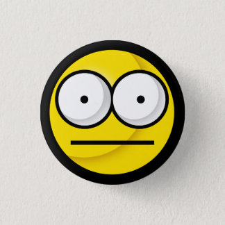 Smiley Huh? Button