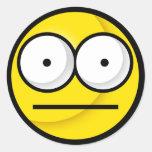 Smiley Huh? Sticker