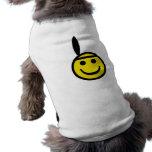 Smiley indio ropa de perros
