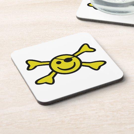 Smiley Jolly Roger Coaster