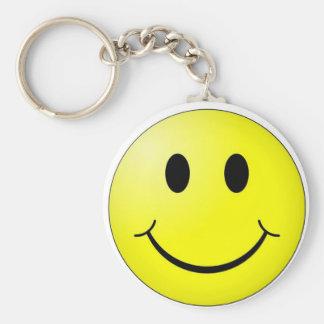 smiley key chains