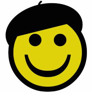 Smiley Llavero Fotográfico