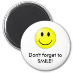 Smiley! Magnet
