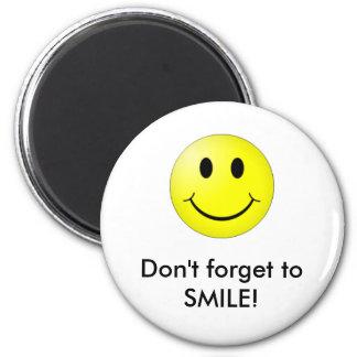 Smiley! Magnet