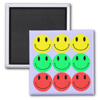 Smiley Magnets (Exclusive)