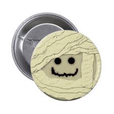 Smiley Mummy Button