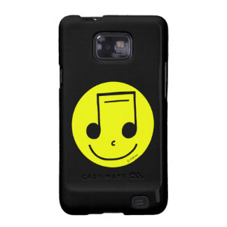 Smiley Notes! Galaxy SII Case