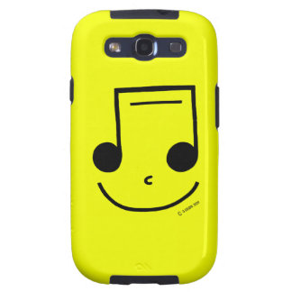 Smiley Notes! Galaxy S3 Cover
