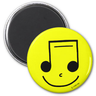 Smiley Notes Magnet