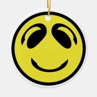 Smiley Ornament