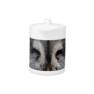 Smiley Owl Teapot