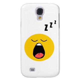 Smiley perezoso el dormir