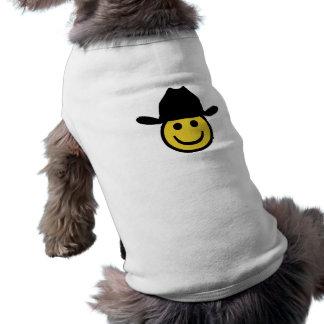 Smiley Pet T Shirt
