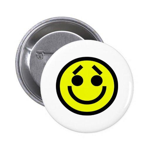 Smiley Pin